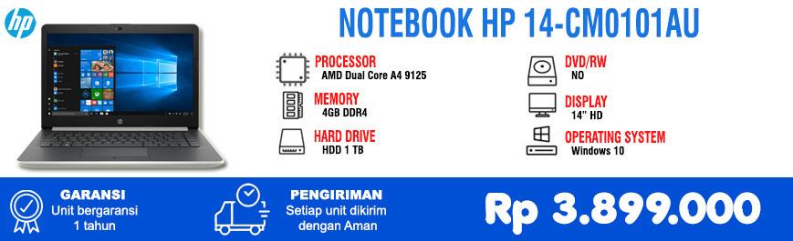 Laptop HP CM0101au